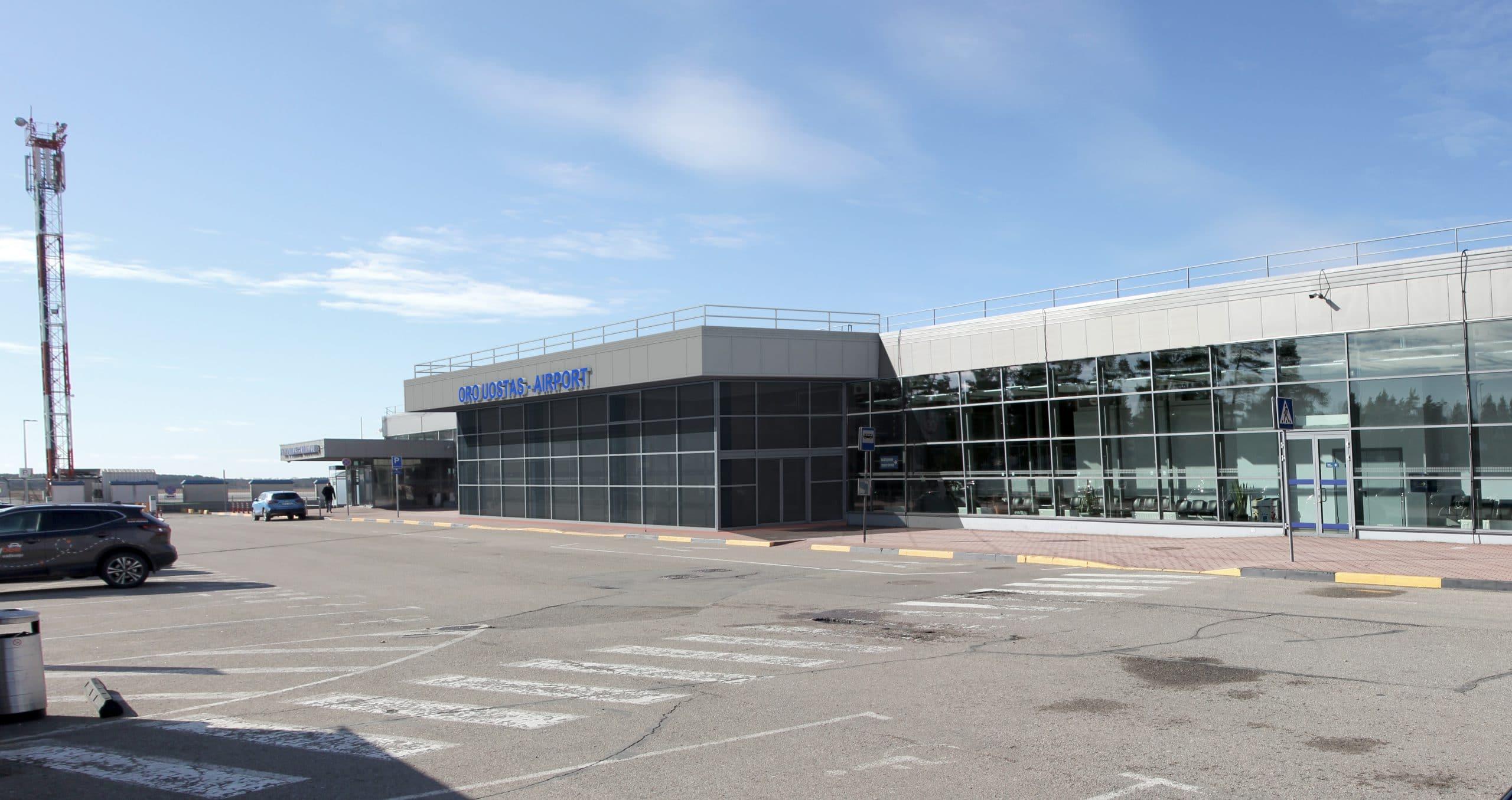 Palangos oro uosto rekonstrukcija