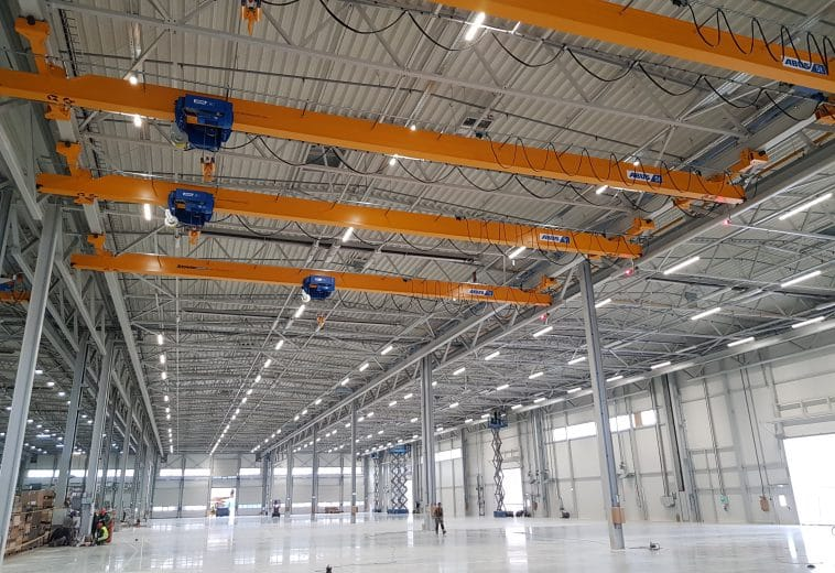 Gamybinio komplekso rekonstrukcija Panevėžyje