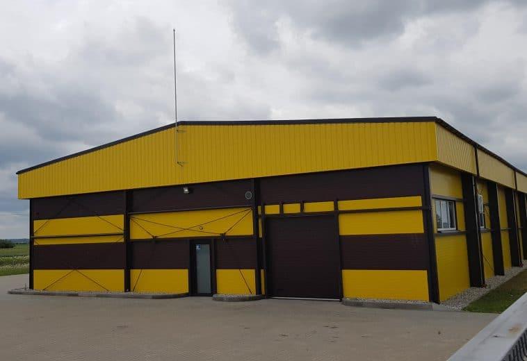 Medaus gamybos kompleksas Raseinių rajone