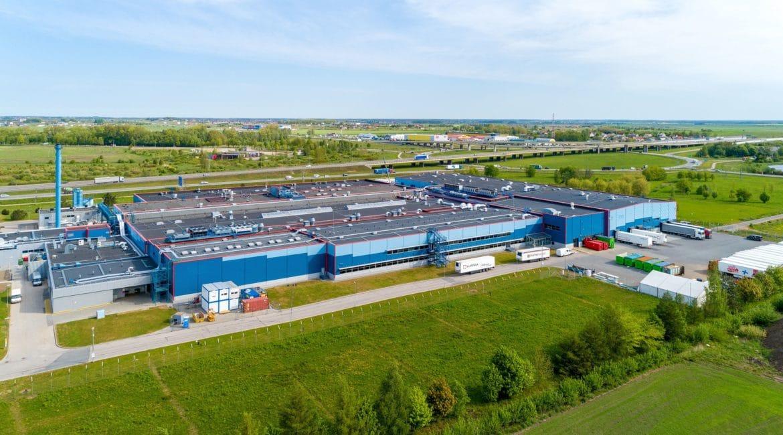 Gamybinis kompleksas Klaipėdoje