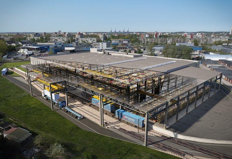Logistikos ir Gamybos kompleksas Klaipėdoje